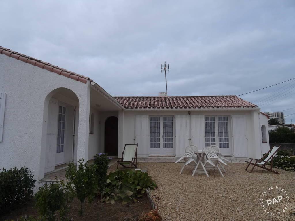 Location maison saint hilaire de riez 7 personnes d s 450 for Garage saint hilaire de riez