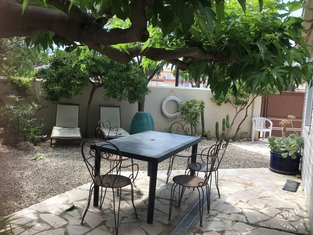 Saint-cyprien Plage - dès 250 euros par semaine - 4 personnes