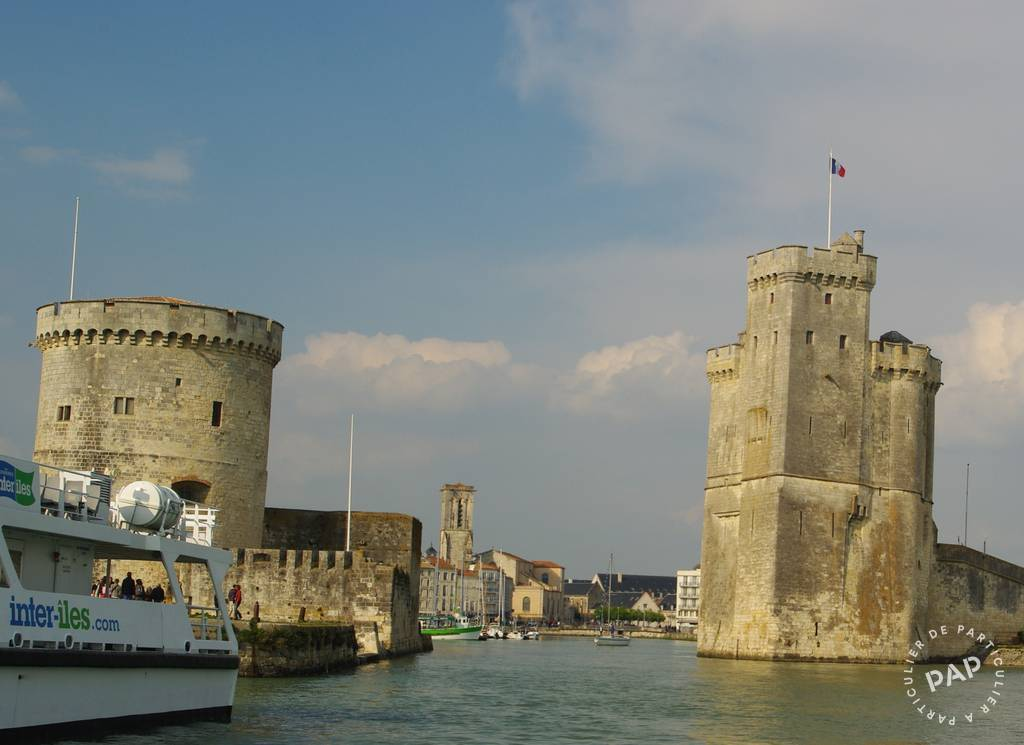Location appartement la rochelle 5 personnes ref for Garage du port la rochelle