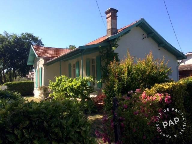 Villa louer vacances bassin d 39 arcachon particulier pap vacances - Maison typique bordeaux ...