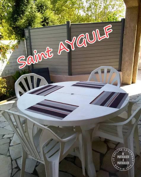 Saint Aygulf/frejus - dès 199 euros par semaine - 4 personnes