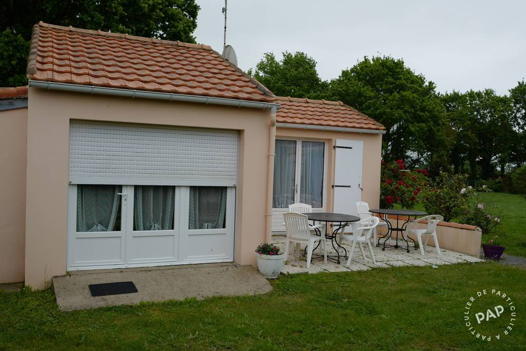 Location maison le clion sur mer pres pornic 3 personnes for Location garage pornic