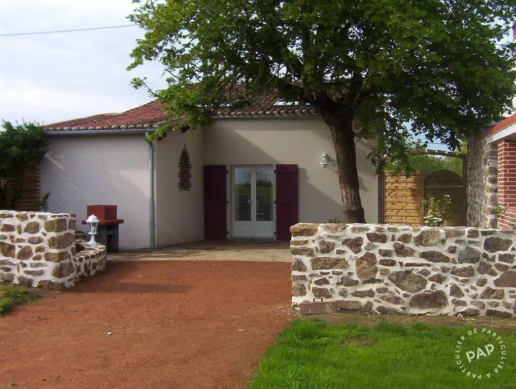 Montfaucon Montigne Sur Moine - dès 220 euros par semaine - 4 personnes