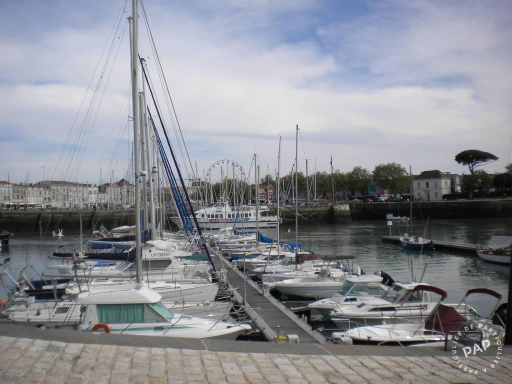 La Rochelle - dès 290euros par semaine - 2personnes