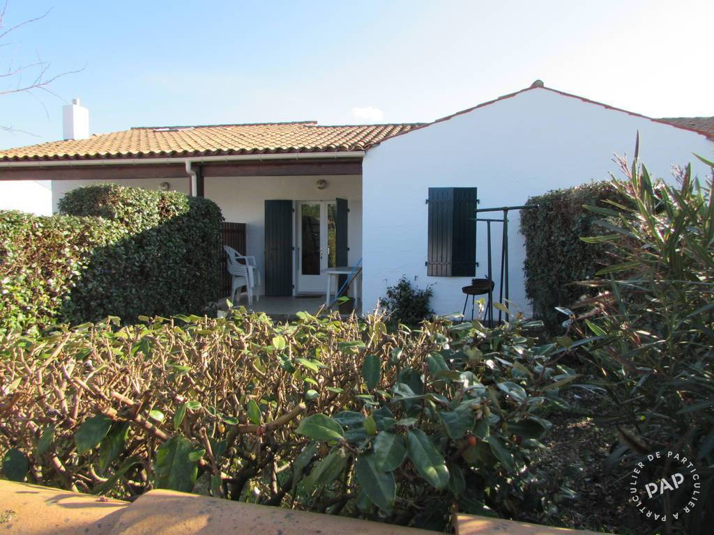 Location maison st denis d 39 oleron 8 personnes ref - Maison jardin toulouse location saint denis ...
