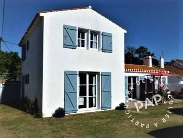 Ile De Noirmoutier - dès 630 euros par semaine - 8 personnes