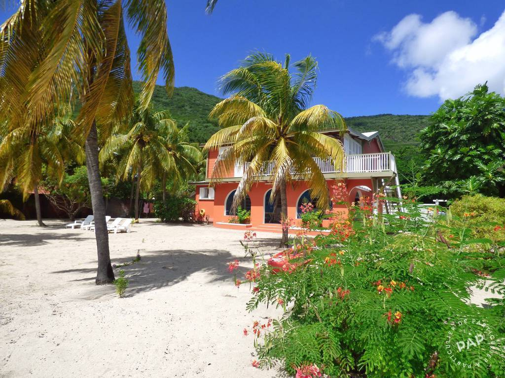 Les Anses-D'arlet - Plage Grande Anse