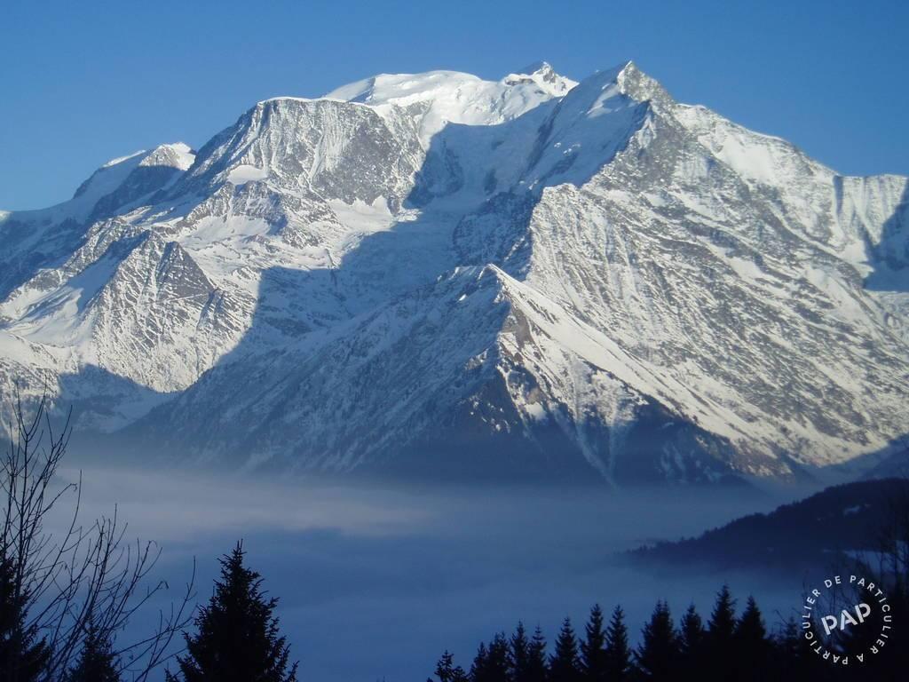 Saint Gervais Les Bains - dès 850euros par semaine - 8personnes