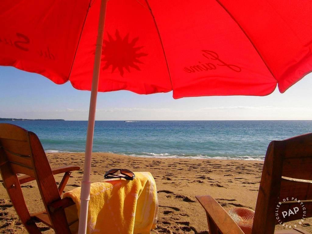 Cannes - dès 240 euros par semaine - 4 personnes