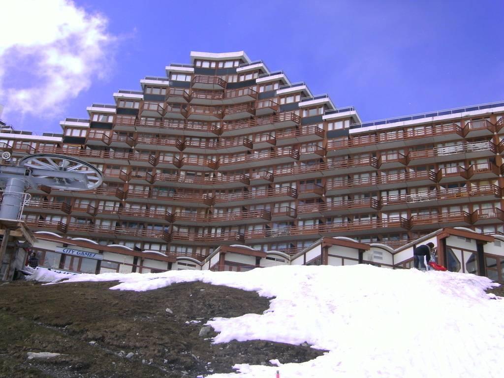 Location Appartement La Mongie  Personnes