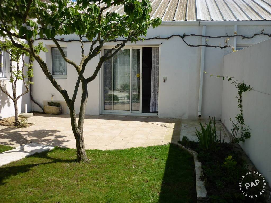 Location maison st denis d 39 oleron 4 personnes ref - Maison jardin toulouse location saint denis ...