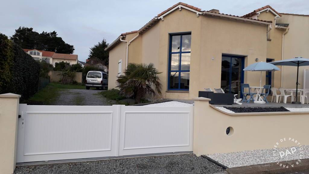 Location maison pornic 6 personnes ref 205012229 for Location garage pornic