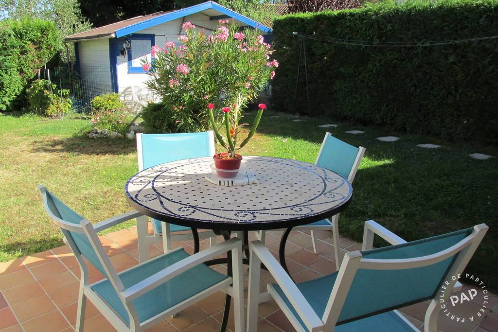 Location maison bassin d 39 arcachon 5 personnes d s 700 for Arcachon location maison