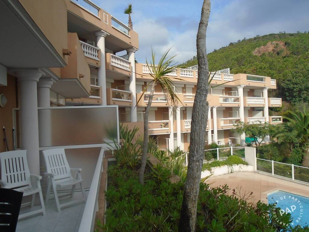 immobilier  Theoule Sur Mer