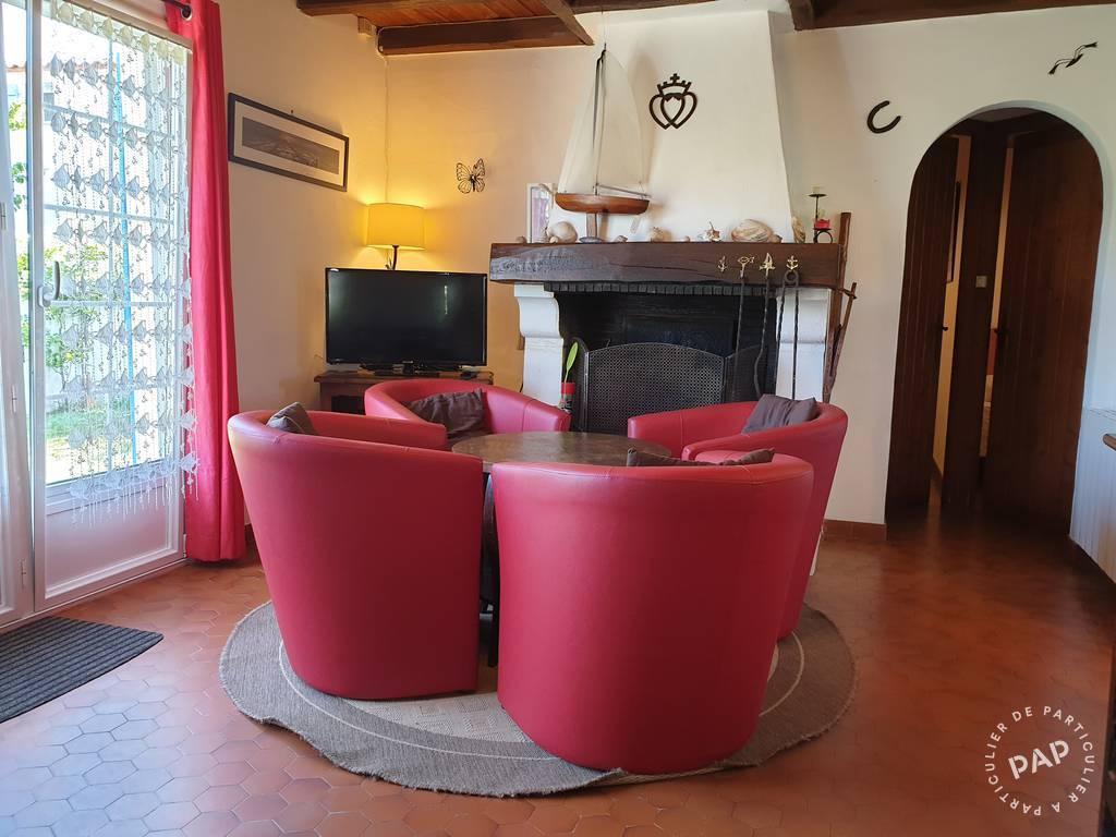 Location maison noirmoutier 5 personnes d s 500 euros par for Cuisine 500 euros