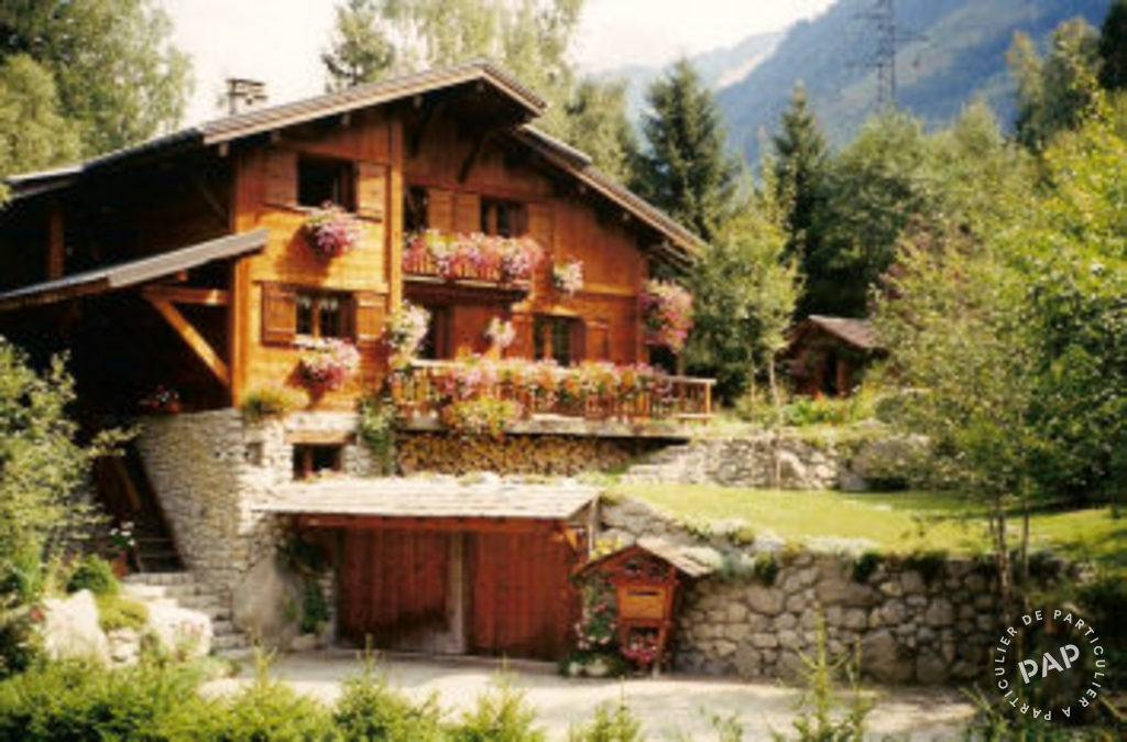 Appartement Chamonix (2 Adultes + 1 Enfant)