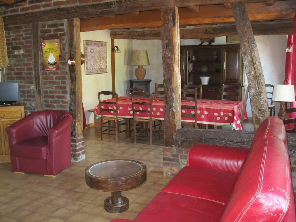 Location maison rocquemont 76680 toutes les annonces for Maison traditionnelle normande