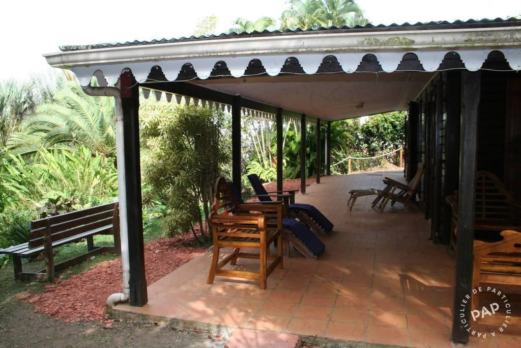 Martinique - dès 800 euros par semaine - 6 personnes