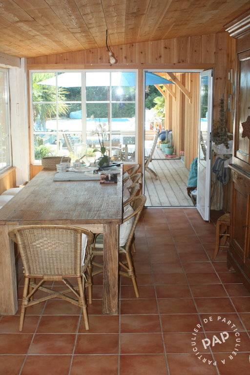 Lege Cap Ferret Petit Piquey - d�s 2.725 euros par semaine - 10 personnes