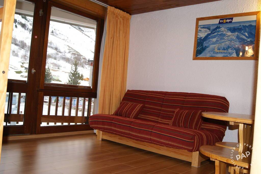 Les Deux Alpes - d�s 250 euros par semaine - 5 personnes