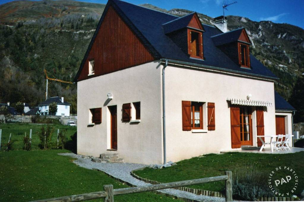 Saint Lary Soulan - d�s 400 euros par semaine - 8 personnes