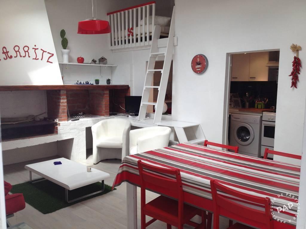 Biarritz - dès 720 euros par semaine - 4 personnes