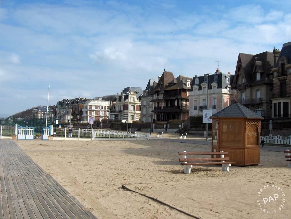 Trouville-deauville - dès 250 euros par semaine - 5 personnes