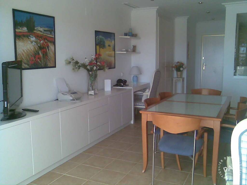 immobilier  Alicante Playa San Juan Sur Le Golf