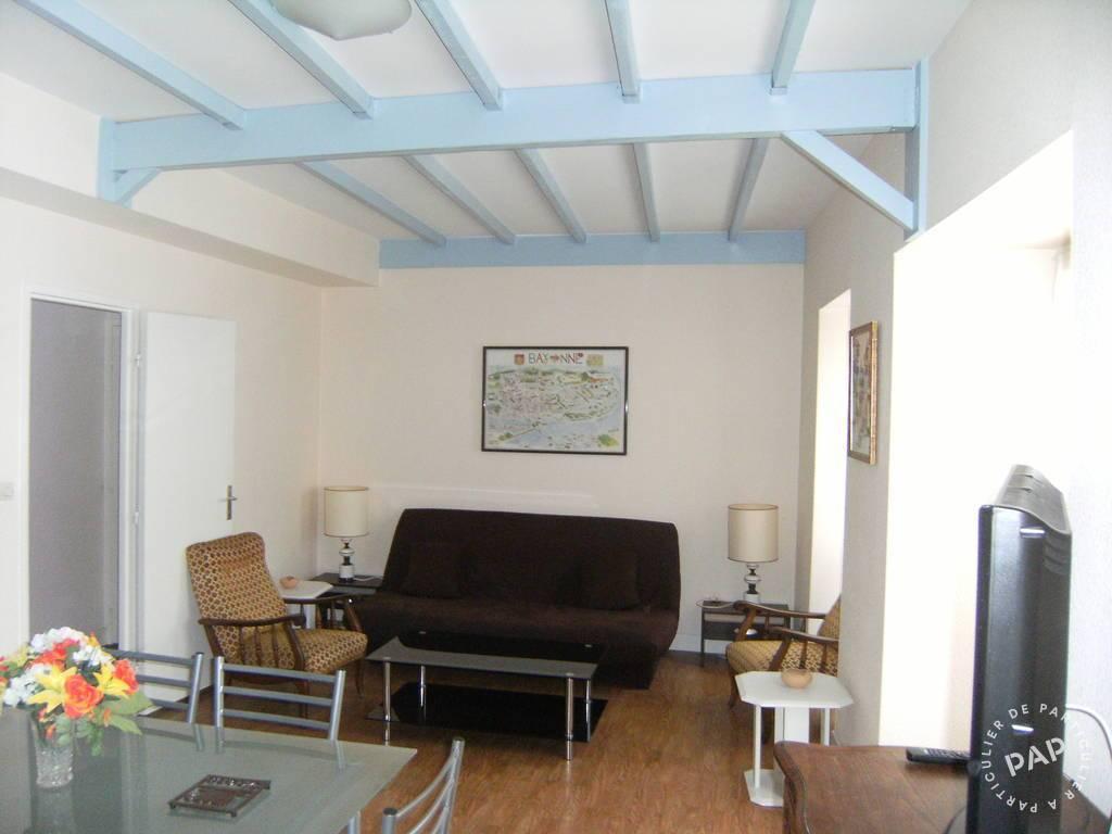 location appartement st jean de luz 6 personnes ref 205201307 particulier pap vacances. Black Bedroom Furniture Sets. Home Design Ideas