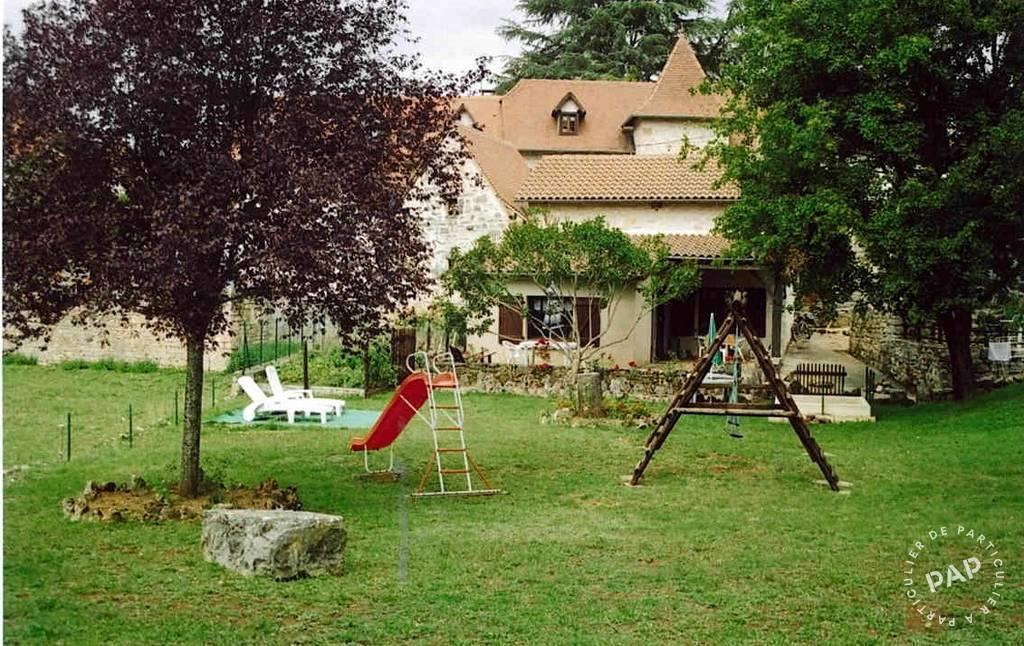 Saujac 5 Km Cajarc - dès 135 euros par semaine - 5 personnes