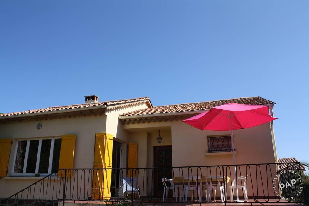Sainte Maxime - dès 400 euros par semaine - 6 personnes