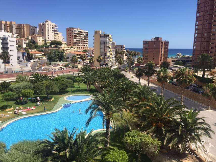 Location appartement benidorm 5 personnes d s 300 euros for Location appartement par