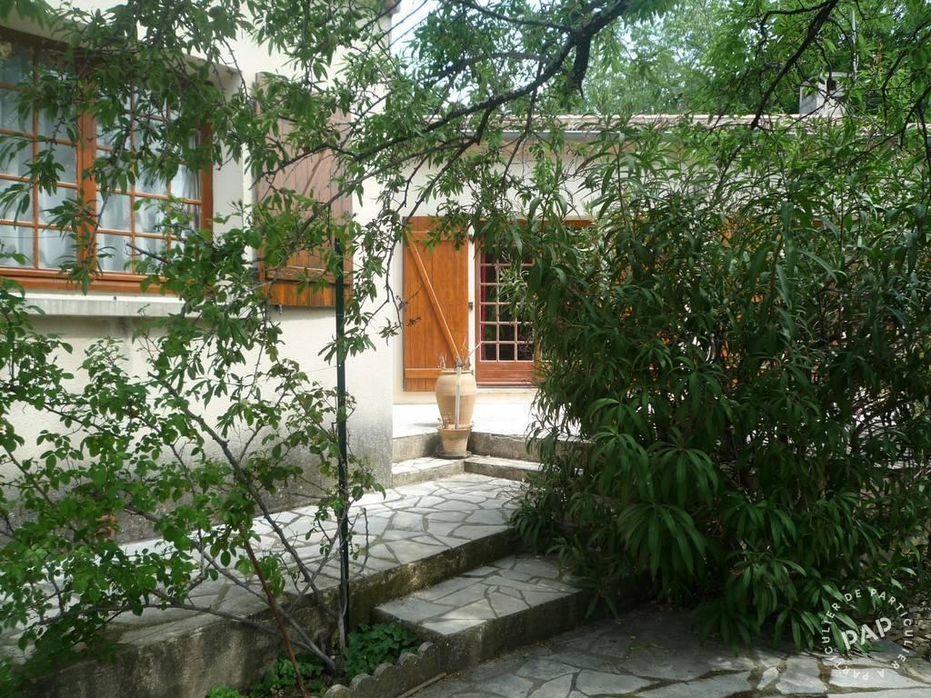 Location maison particulier n mes 30 particulier pap vacances - Terrasse jardin simple nimes ...