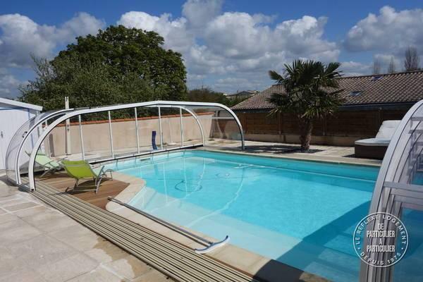 Annonces vacances ch telaillon plage 17340 retrouvez for Chatelaillon piscine
