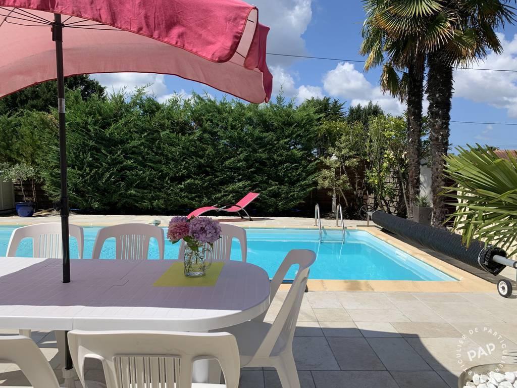 Location maison bassin d 39 arcachon 7 personnes d s - Maison bassin d arcachon location nice ...