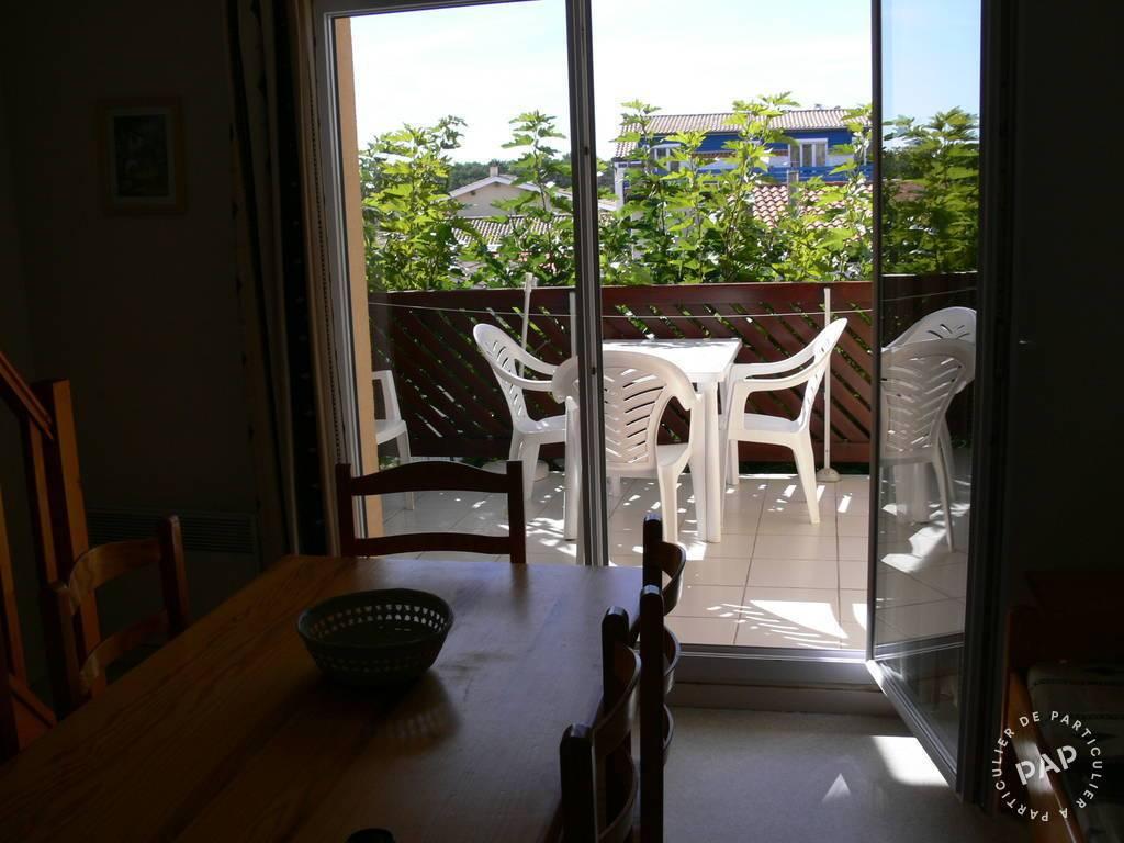 Location appartement carcans 6 personnes ref 20540128 for Appartement bordeaux pap