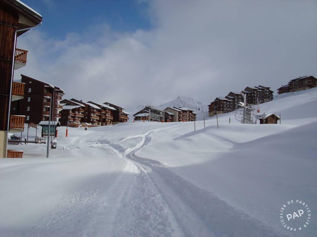 La Plagne Village 2.050 M - dès 170 euros par semaine - 4 personnes