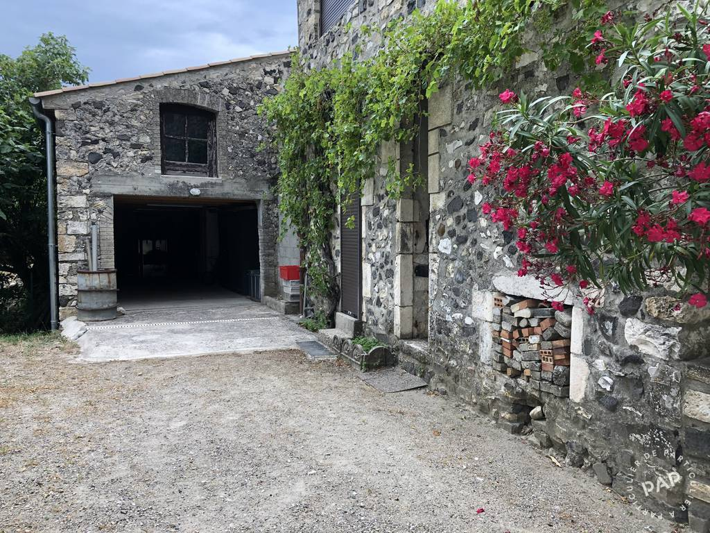 immobilier  Rochemaure