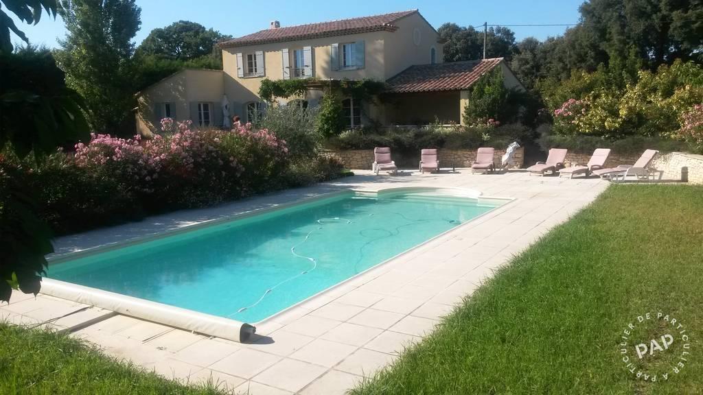 Pres Aix En Provence - d�s 2.300 euros par semaine - 8 personnes