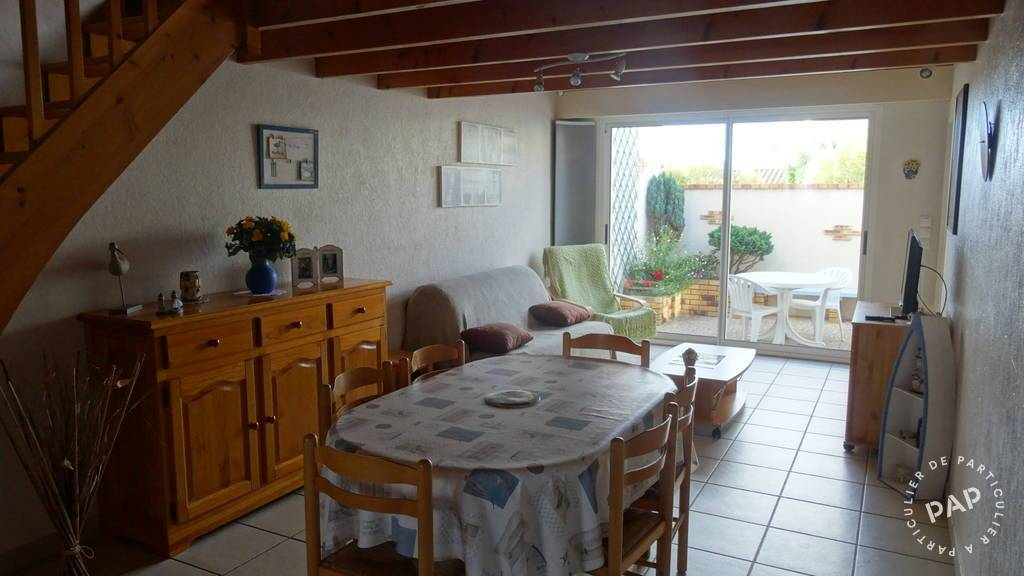 Location maison saint gilles croix de vie 4 personnes d s 350 euros par semaine ref 205509429 - Garage saint gilles croix de vie ...