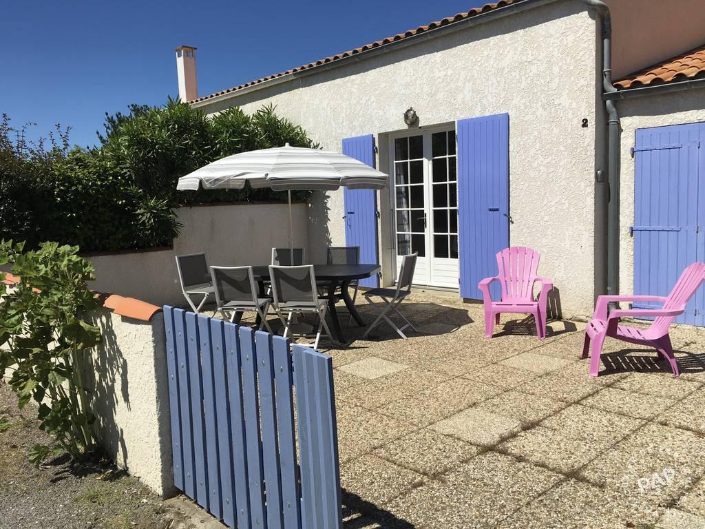 St-pierre-d'oleron - d�s 320 euros par semaine - 6 personnes