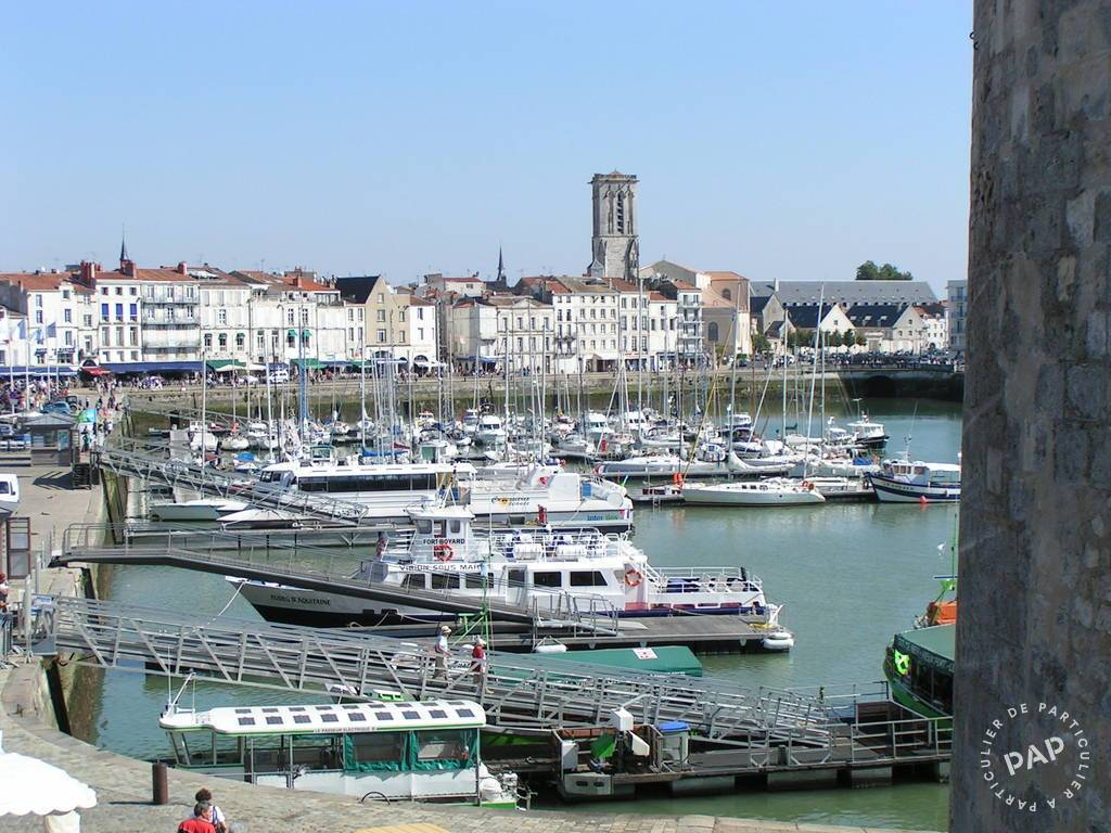 location appartement la rochelle 4 personnes ref 20550615 particulier pap vacances. Black Bedroom Furniture Sets. Home Design Ideas