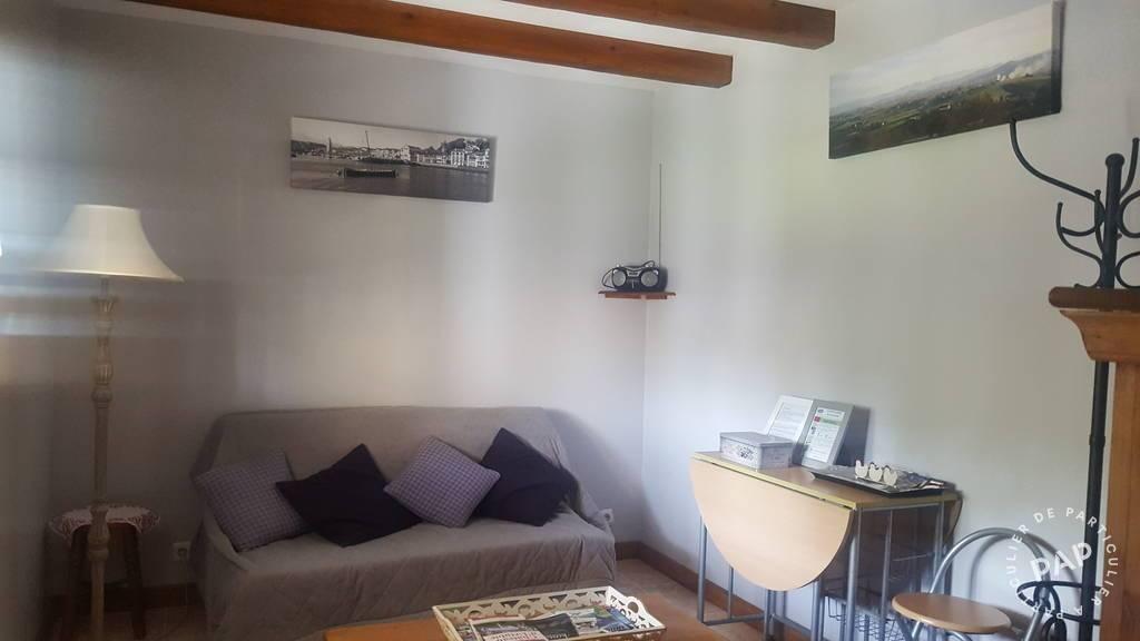 Location appartement hendaye 6 personnes ref 205509438 for Location garage hendaye