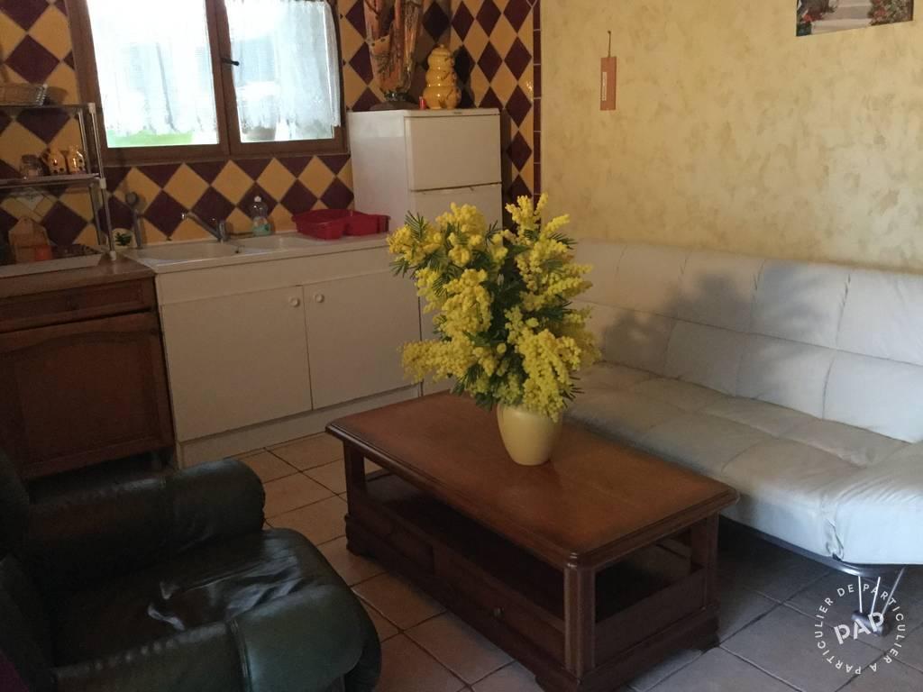 immobilier  Saint Victor La Coste