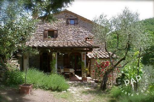 immobilier  Toscane