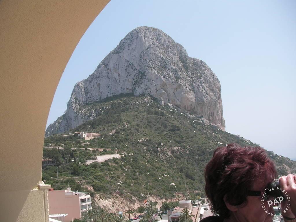 Immobilier Calpe/Alicante