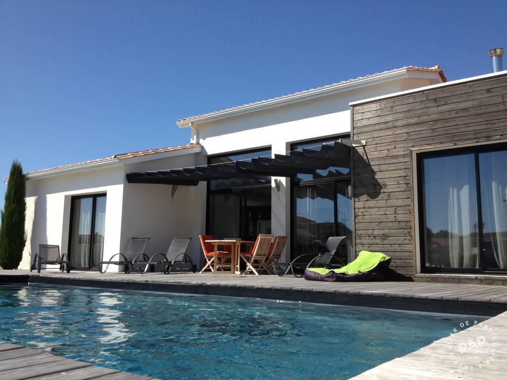 Location saint palais sur mer 17420 toutes les for Camping st palais sur mer avec piscine