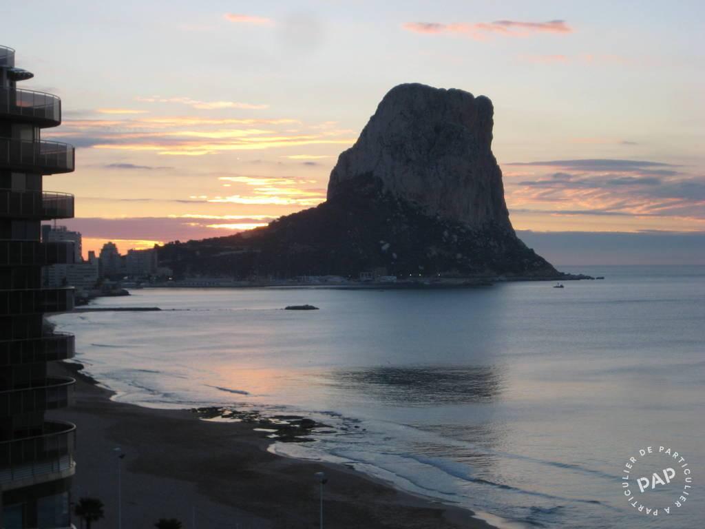 Calpe, Costa Blanca - 4personnes