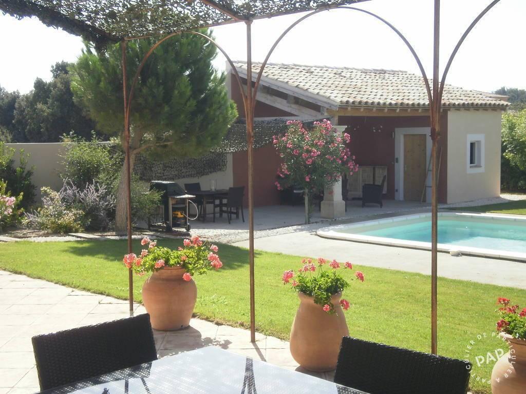 Rochefort Du Gard - dès 1.300euros par semaine - 8personnes