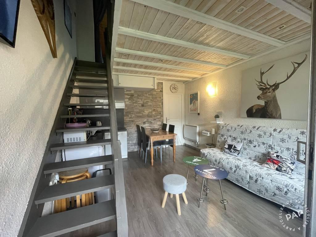 immobilier  Saint Lary Village